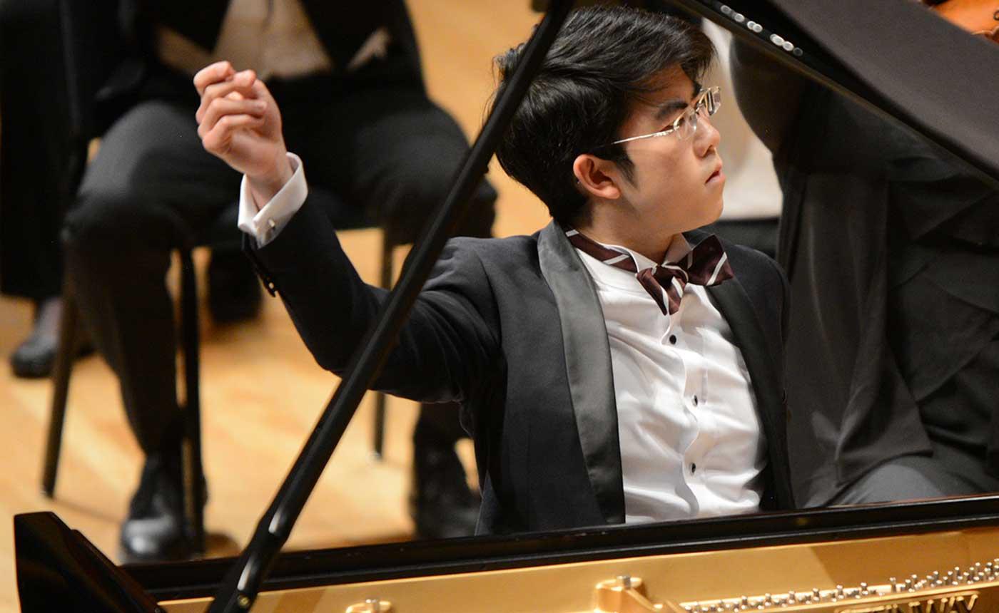 Mozart's Piano Concerto No. 23