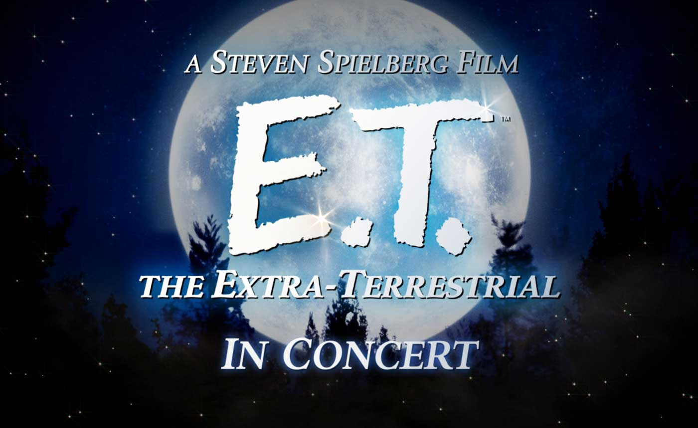 E.T. the Extra-Terrestrial—Film in Concert with the Utah Symphony