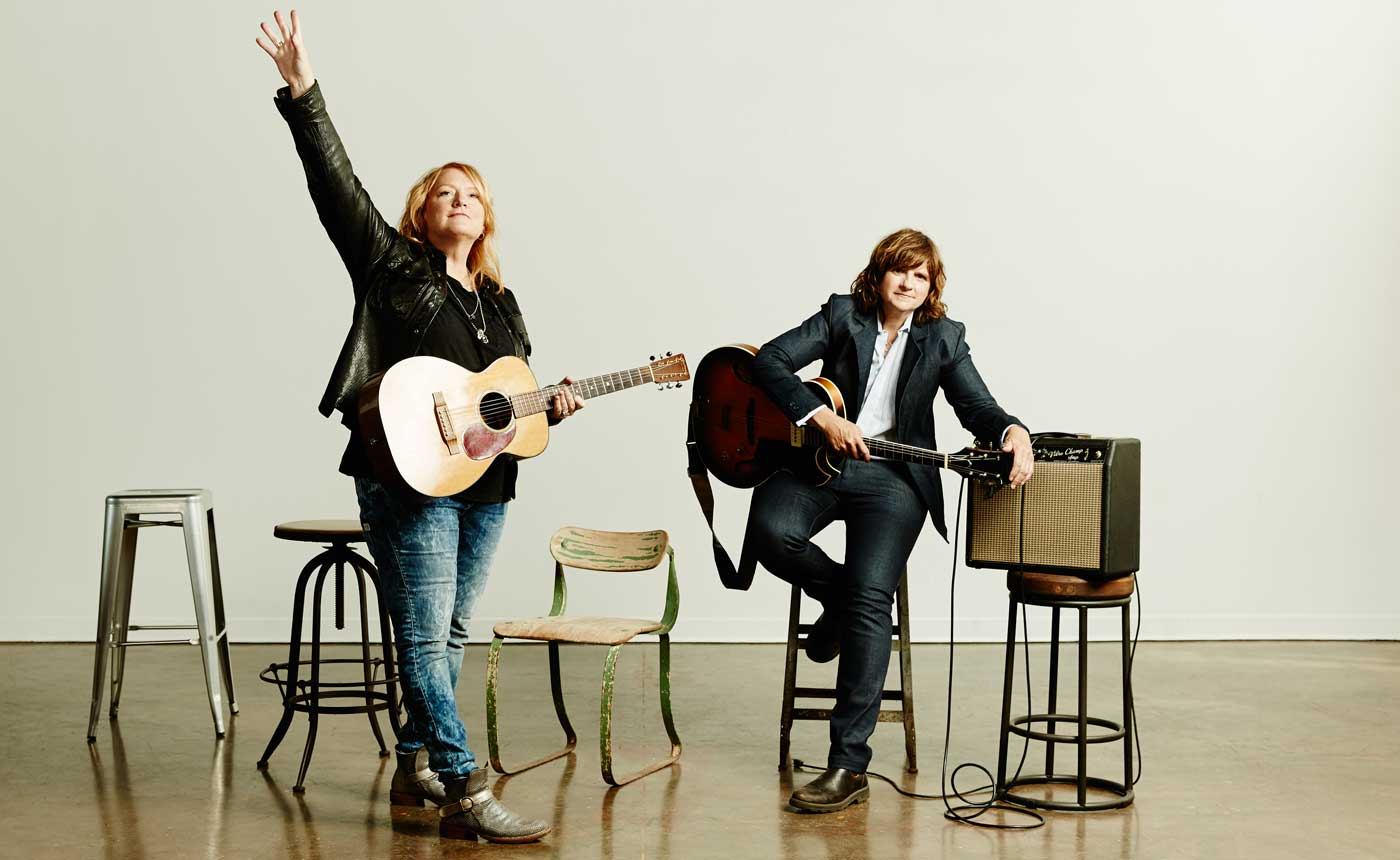Indigo Girls with the Utah Symphony