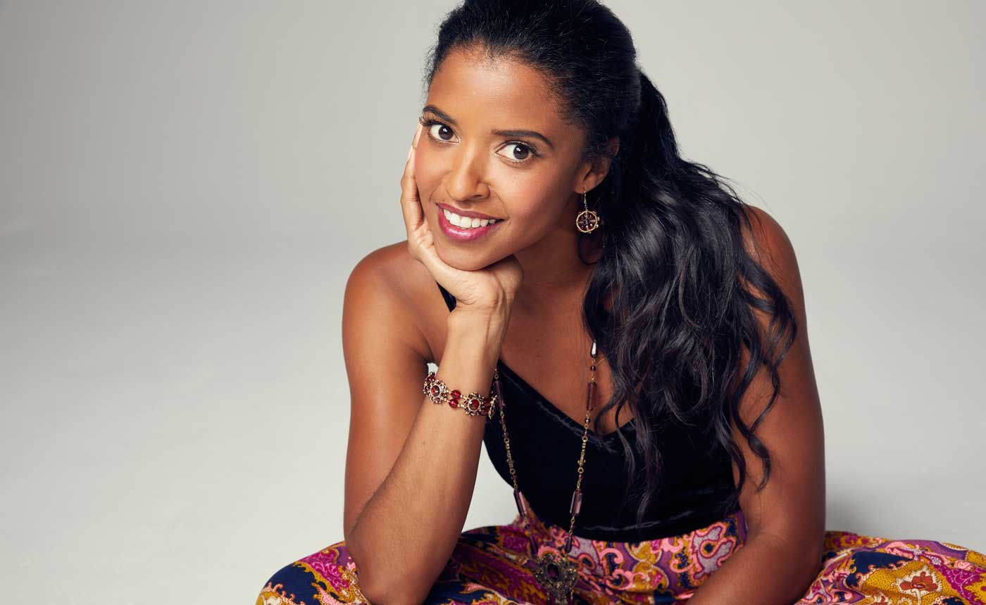 Renée Elise Goldsberry with the Utah Symphony